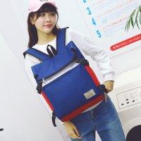 韩版男女双肩包 折口背包 CL1724