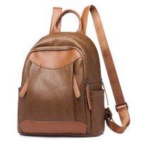 AL872新款韩版休闲女包防水耐磨大容量双肩学生背包