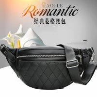 ins超火斜挎仙女复古百搭腰包胸包XCWD050