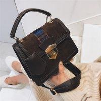 新款锁扣女包HDB817#