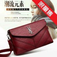 新款真皮质感女包手提包时尚简约单肩斜挎BLD489