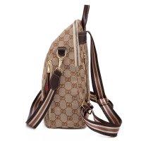 时尚韩版轻便大容量女士休闲百搭旅行包背包MM485