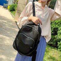 新款韩版潮时尚百搭牛津布小背包多用旅行休闲背包PR9924